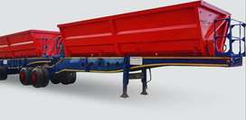34 Ton Tippers needed