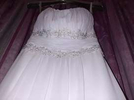 I'm selling my Bride and Co wedding dress