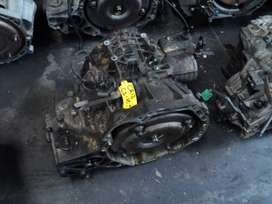 USED GEARBOXES NISSAN CR12 AUTOMATIC FOR SALE
