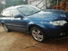 Subaru Outback 2.5i Awd automatic 2007 model
