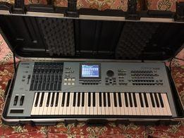 Yamaha MOTIF XS6 профессиональный синтезатор + кейс