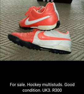 Hockey multistuds Boots for sale