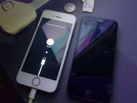 2 iphone 5 for spares software issues