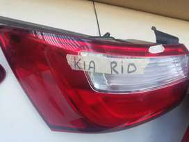 Kia Rio Tail light sedan available for sale in good condition