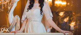 свадебное платье на высокую девочку