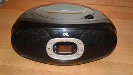 бумбокс стерео радио магнитола OK ORC 110 Германия