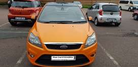 2008 Ford Focus 2.5 ST 200KW