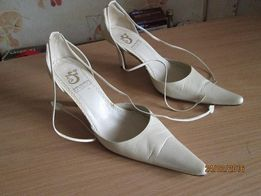 Туфли-босоножки испанские