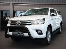 2016 Toyota Hilux 2.8GD-6 Double Cab 4X4