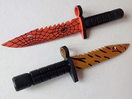 Деревянный нож M9 BAYONET из игры CS GO (Штык-нож)