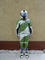 Kombinezon motocyklowy SPEEDER + BUTY ,Roz.50, 165cm/173cm