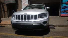 Jeep compass at low price