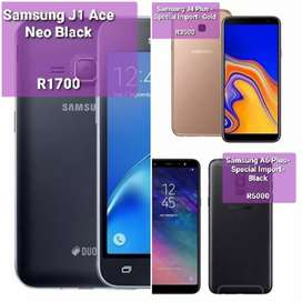 Various Samsung phones for sale