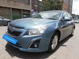 CHEVROLET CRUZ LS
