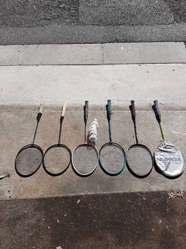 Badington rackets