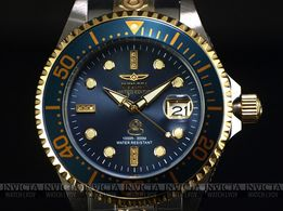 Часы Invicta 20143 Grand Diver Automatic Lim. Ed. Gold Silver