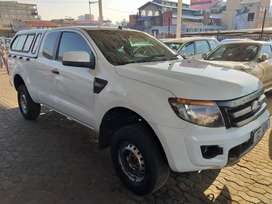 2015 Ford Ranger 2.2 DTCI 6speed Extended Cab