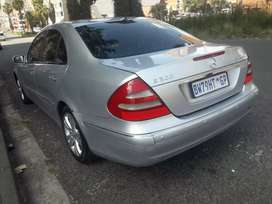Mercedes Benz for sale and its a start and go