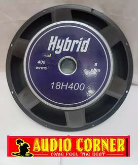 "Hybrid Speaker 18"" Loose 400w New"
