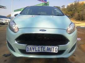 2017 Ford Fiesta 1.4 Trend Accident Free