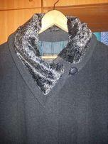 Elegancki damski płaszcz na zimę