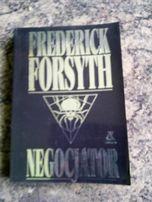 książka negocjator f.forsyth