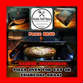 Pizza oven's