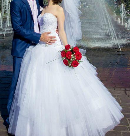 Свадебное платье Днепр - изображение 1