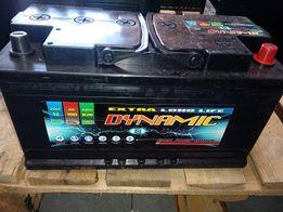 Akumulator 100AH Dynamic + GRATIS MONTAŻ
