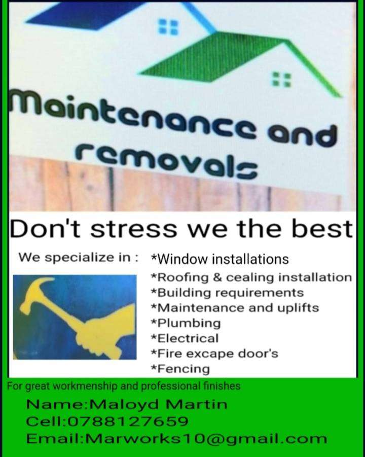 Home approvements and maintenance 0