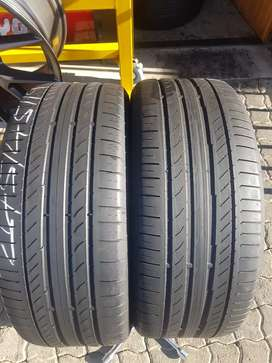 245 45 R19 Continental Conti Sport Contact Tyres