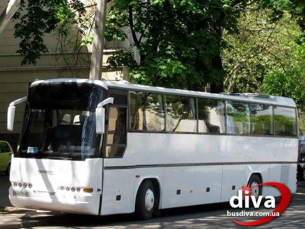 Автобус 50 мест в аренду. Заказ пассажирской перевозки от ДИВА Одесса Одесса - изображение 5