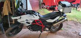 BMW GS 700 for sale or swap for a bakkie