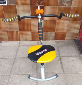 AB Doer 360 Twist Abdominal m Exercise  Muscle Workout Machine