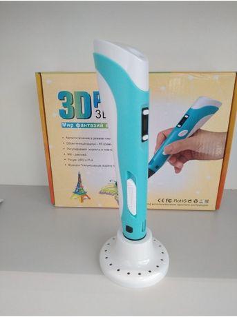 3D ручка и наборы PLA пластика! Нарисуй 3д Робота Самолет Машинку! Житомир - изображение 3