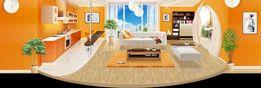 Поклейка обоев, шпаклевка, покраска, штукатурка стен, укладка плитки