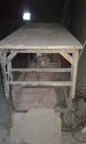 Продам вибростол для изготовления тротуарной плитки,заборов,шлакоблок!