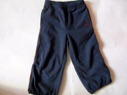 Теплые спортивные штаны H&M для мальчика 3-4 лет