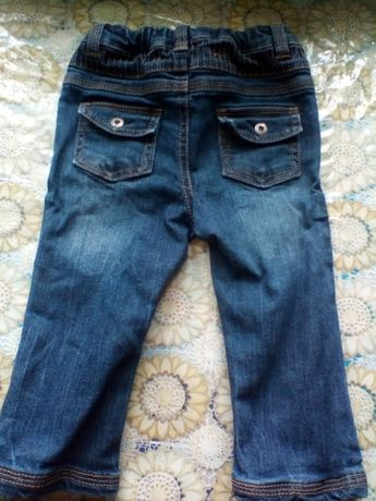 Весенний набор ветровка и джинсы на рост 80 см за 100гр Каховка - изображение 8