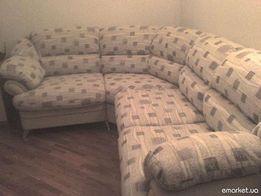Перетяжка и ремонт мягкой мебели на дому