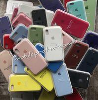Чехол Iphone Silicone Case все цвета и модели