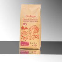 Ефиопия Арабика кофе в зернах свежеобжаренный. Кава в зернах арабика