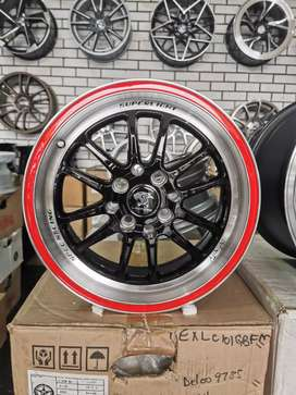 """WICKED OFFER: 15"""" Jap Style Rims"""
