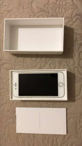 Gold iPhone 7 (used) 128gb
