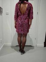 Piękna suknia karnawałowa