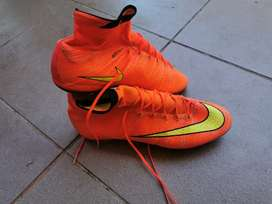 Nike soccer/rugby boots