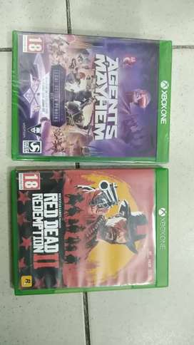 XBOX ONE COMBO OF GAMES