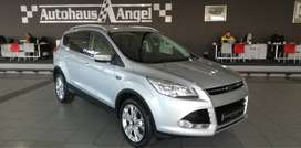2014 Ford Kuga 1.6 Ecoboost Automatic Silver Immaculate Condition