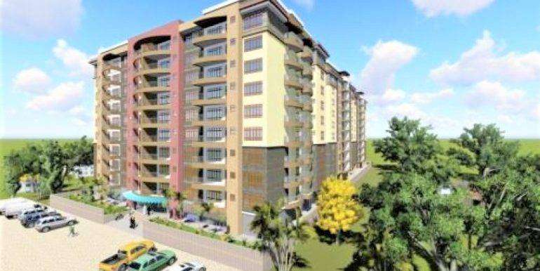 2 bedroom apartments for sale in Mountain View along Waiyaki way 0