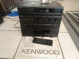 Kenwood system only no speakers